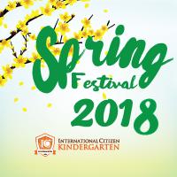 Lễ Hội Mùa Xuân 2018