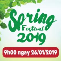Spring Festival 2019