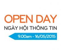 NGÀY HỘI THÔNG TIN - SUMMER CAMP 2015