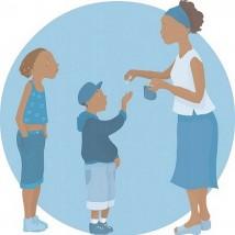Một số trò chơi thú vị mẹ nên áp dụng để dạy bé cách tiêu tiền
