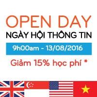 NGÀY HỘI THÔNG TIN - CHÀO NĂM HỌC MỚI 2016-2017