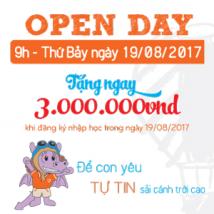 NGÀY HỘI THÔNG TIN - CHÀO NĂM HỌC MỚI 2017-2018