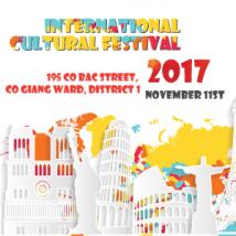 Lễ Hội Văn Hóa Thế Giới 2017