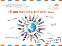 Lễ hội văn hóa thế giới 2014