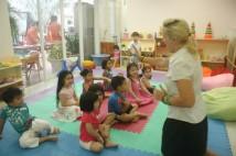 Khai giảng lớp ngoại khóa English for kids - Kỹ năng vận động tổng quát