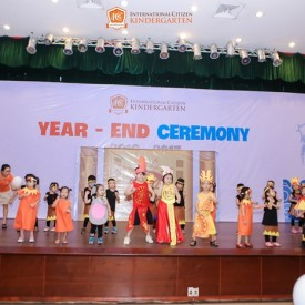 ICK Year End Ceremony 2016 - 2017 2