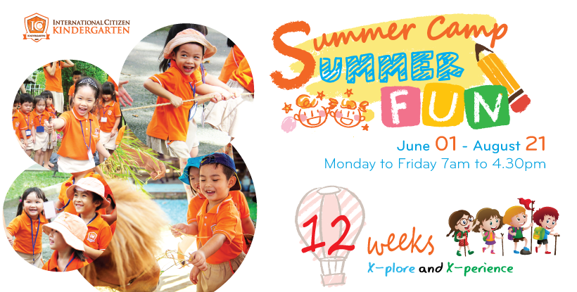 SUMMER CAMP - SUMMER FUN 2020